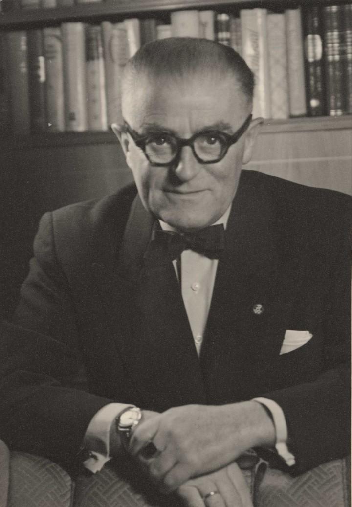 Otto Lummitzsch Portrait