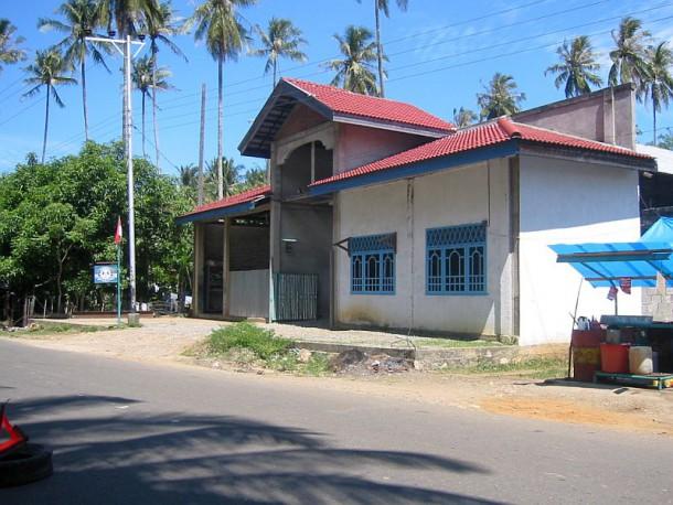Warehouse in Banda Aceh / Indonesien - unsere Arbeitssstätte für die kommenden Tage