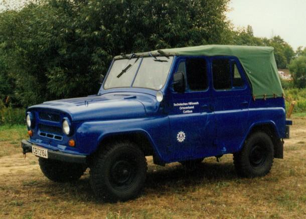 UAZ_Russen-Jeep_OV-Cottbus_1993