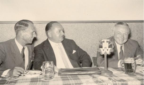 Bretz am 15.06.1956 beim OV Amberg