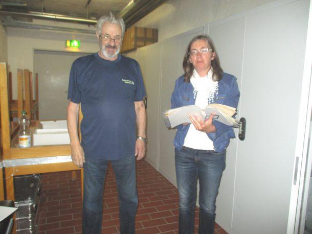 Besuch des Bundesarchivs in Neuhausen 22.-24.05.2017 005